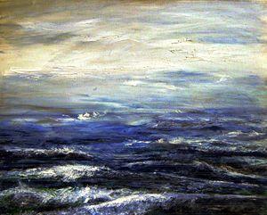 Endless Raging Ocean