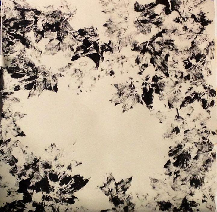 Leaf Print - Paintings