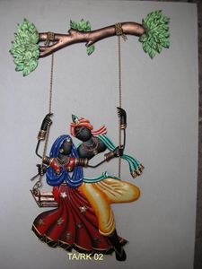Radha Krishan Jhulla Iron craft