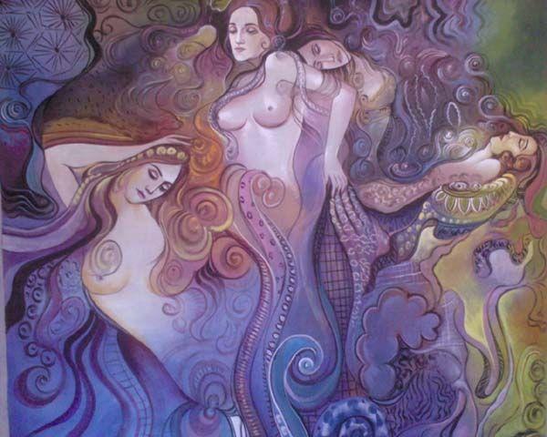 Modren painting - LAKSHIT EXPORT INDIA