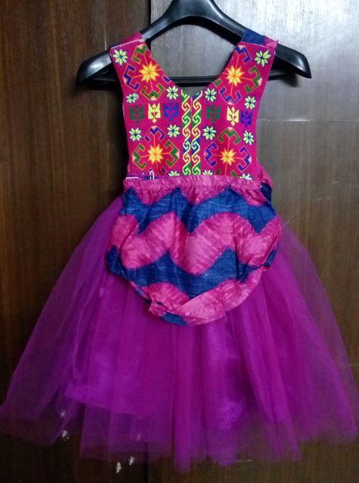 Kid dress (1 to 2 Year) - LAKSHIT EXPORT INDIA