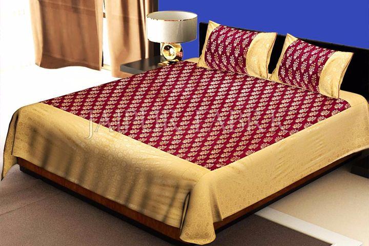 Double bedsheet - LAKSHIT EXPORT INDIA