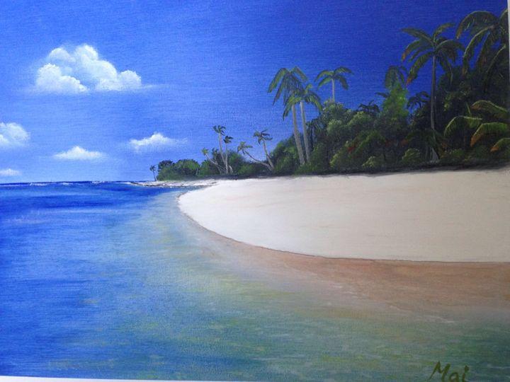 My precious home - Mairose Painting
