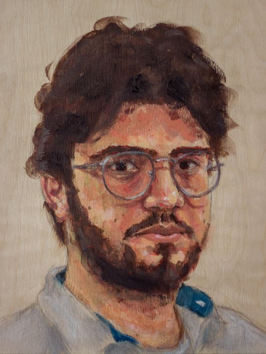 Self Portrait - Okhan Orhan