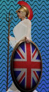 Britannia rule the waves