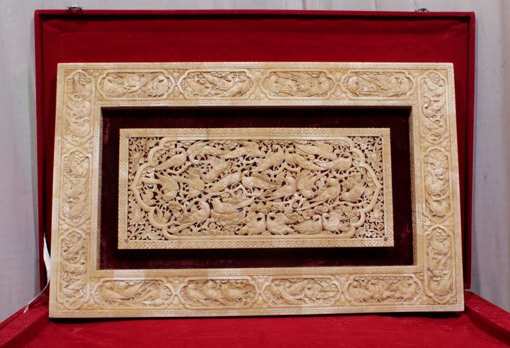 Wall hanging / frame - AT creations