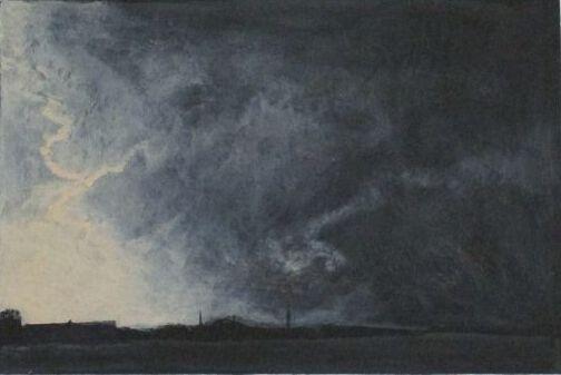 Richard Stipl Original Painting - The Art Guy