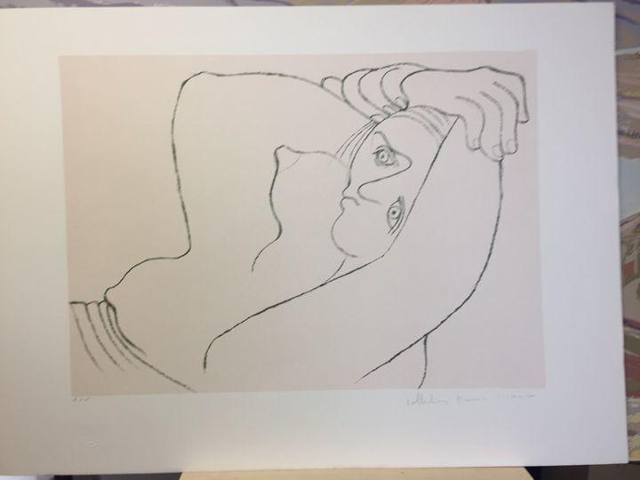 Pablo Picasso Artist Proof 5/50 Rare - The Art Guy
