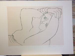 Pablo Picasso Artist Proof 5/50 Rare