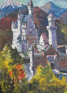 Dmitry Korman Original Painting