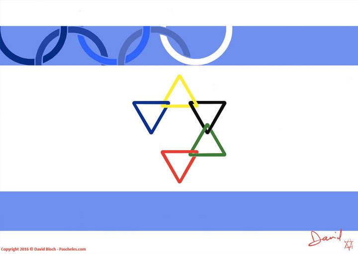 Olympic Israel - Pascheles