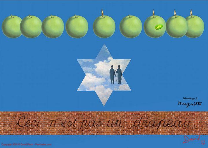 Hommage a René Magritte - Pascheles