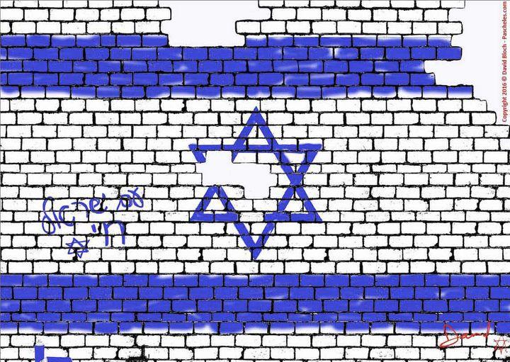 Am Israeli Chai - Pascheles