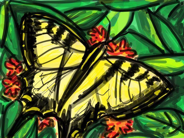 Butterfly - Susan Hess