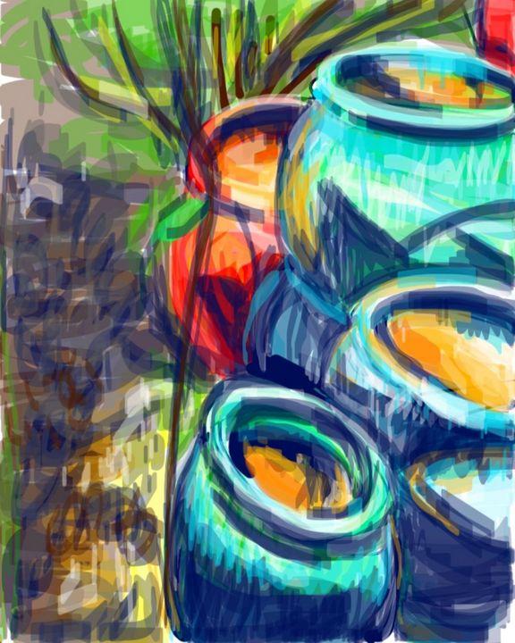 Pottery - Susan Hess