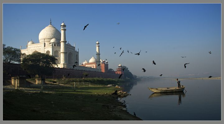 TAJ RIDE - Vaibhav View