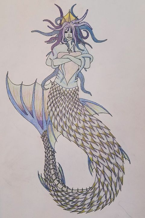 Mermaid - Mrs.brothers heart and soul