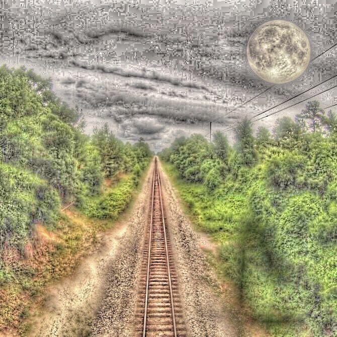 Tracks and Lines - Bizzarro