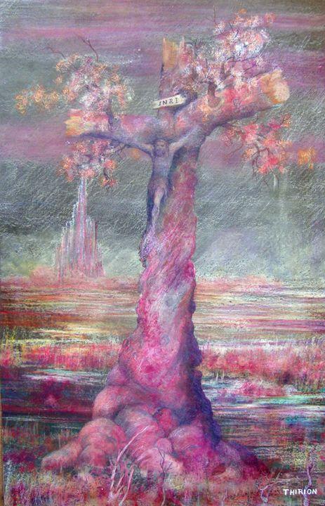 Western Art Prints on Canvas - Alberto Thirion