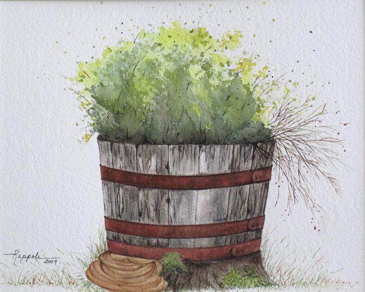 A Bucket Full - Rappoli Art