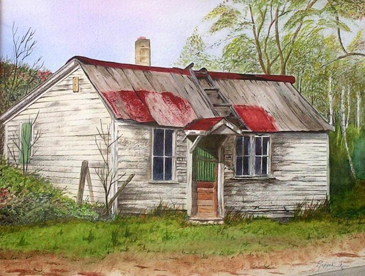 This Old House - Rappoli Art