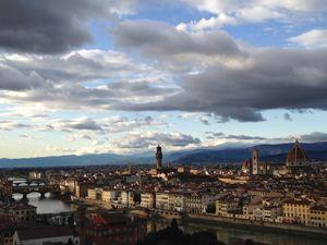 Ahh, Firenze
