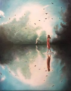 A surrealist walk