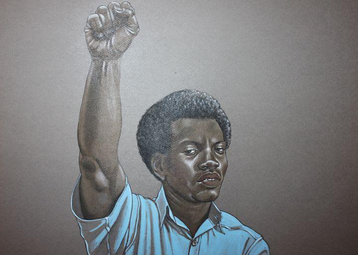 Black Power - Uplift Art