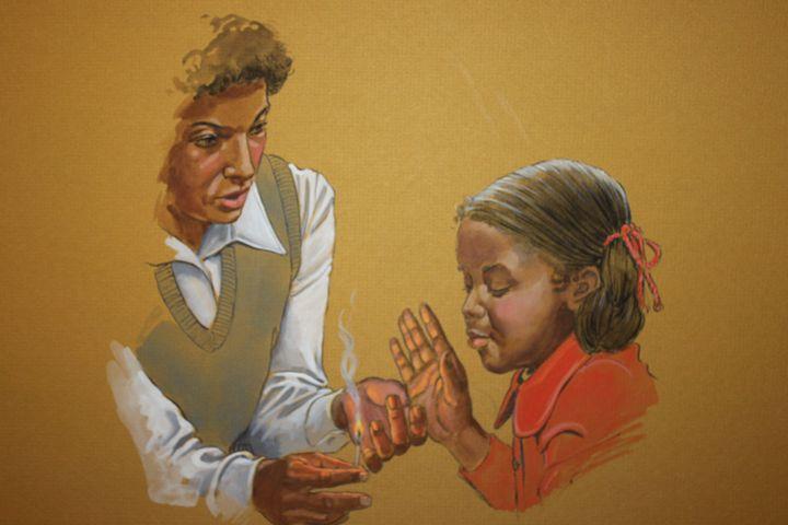 Blind Education - Uplift Art