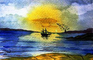Impressionist Safe Harbor