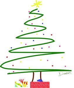 Christmas Tree 01