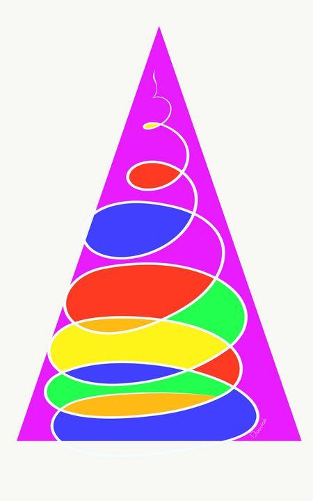 Unity Tree 01 - Designed by Doodah