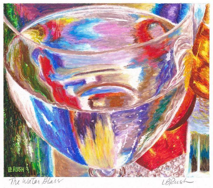 The Water Glass - Lisa Bliss Rush