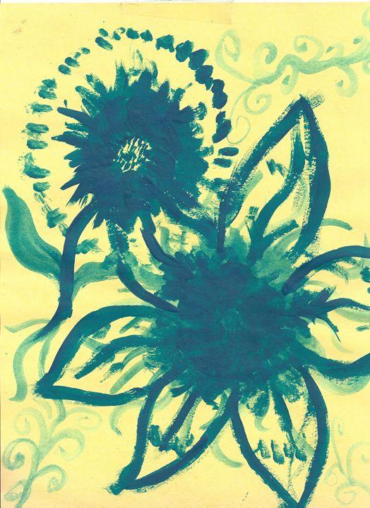 Flowers in season - Adriel Eades