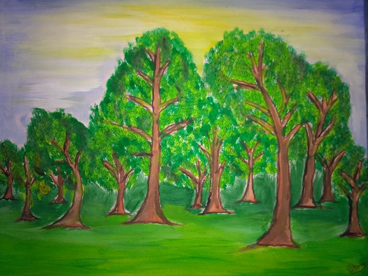 the greenery - Starrcarts