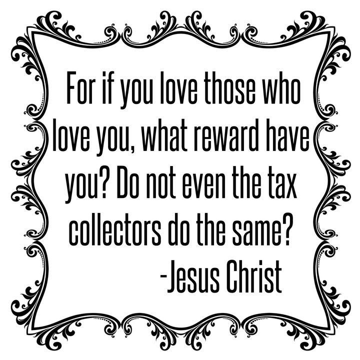 Jesus love quote - Perfect designers