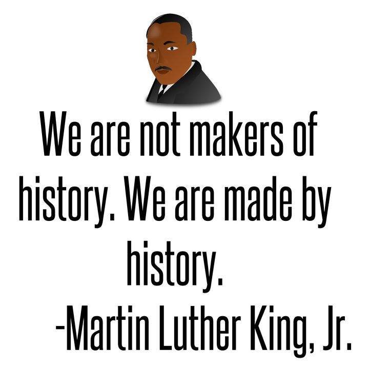 We are made by history - Perfect designers