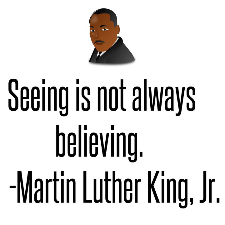 Seeing is not always believing - Perfect designers