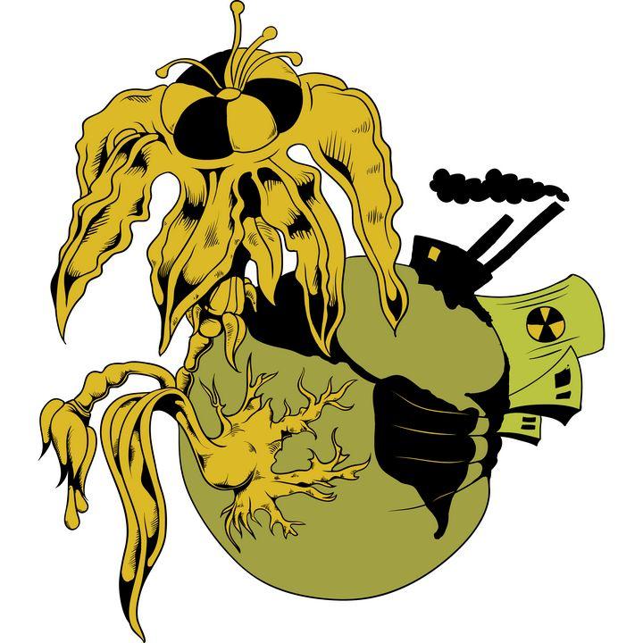 Radioactive plant - Perfect designers