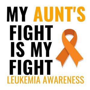 My Aunt's fight is my fight