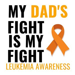 My dad's fight is my fight