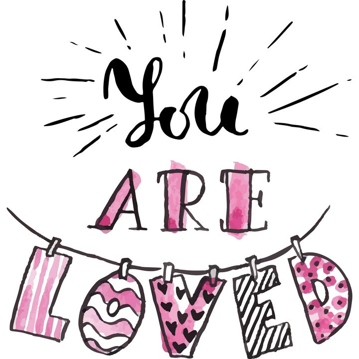 You are loved - Perfect designers