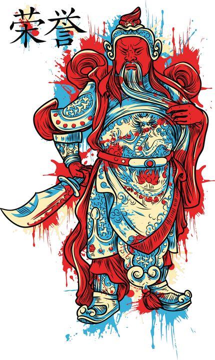 Japan art - Perfect designers