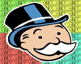 monopoly guy colors