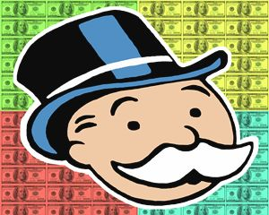 dollar monopoly guy