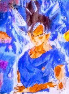Goku of DragonballZ