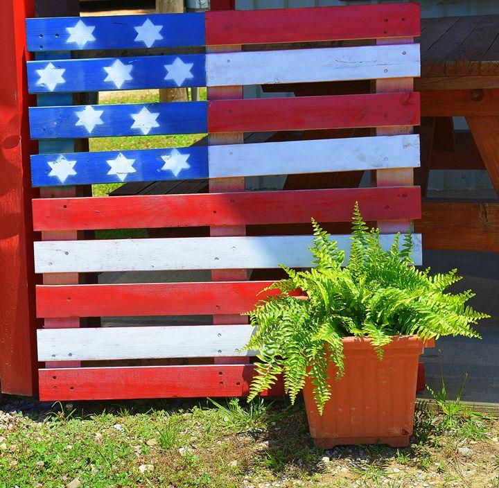 American Stars - Desimay's Fine Art