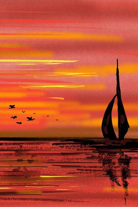 Sailing - Antoine Khanji