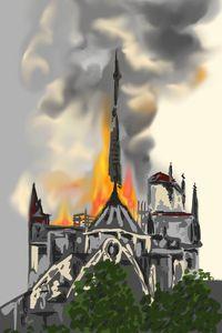 Notre-Dame de Paris - Antoine Khanji