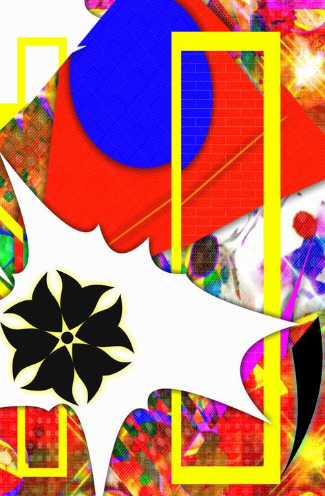Abstracted Creations - Jays Abstracted Gallery